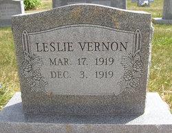 Leslie Vernon Johnson