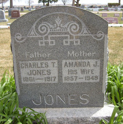 Amanda Jane <I>Roberts</I> Jones