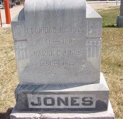 Leonidas H Jones