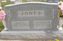 Ronald Mason Jones