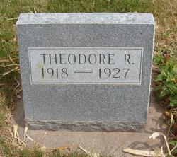 Theodore R Jones