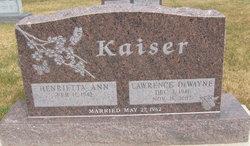 Lawrence DeWayne Kaiser
