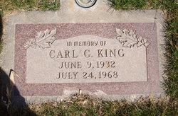 Carl G King