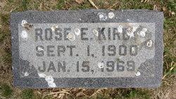 Rose E. <I>Olmstead</I> Kirby