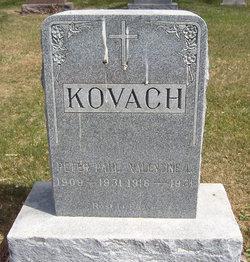 Valentine L Kovach