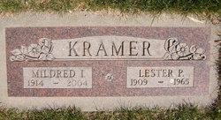Mildred I Kramer