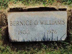 Bernice O. Williams