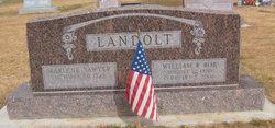 """William R """"Bob"""" Landolt"""
