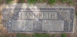 Jessie Estella Landreth