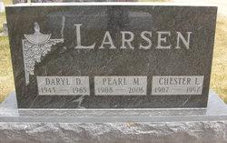Chester L Larsen