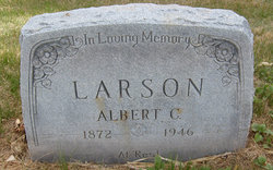 Albert C Larson