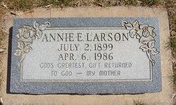 Annie E Larson