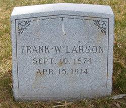 Frank W Larson