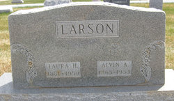 Laura H Larson