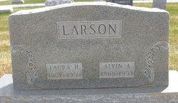 Alvin A Larson