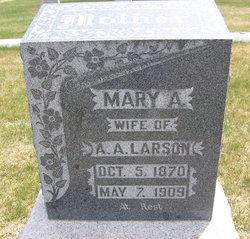 Mary A Larson