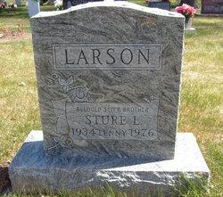 """Sture L """"Lenny"""" Larson"""