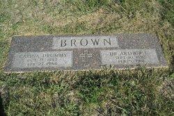 Carina <I>Drummy</I> Brown