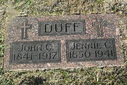John C Duff