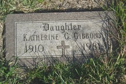 Katherine G Gibbons