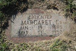 Margaret E Rapp