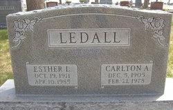 Esther L Ledall