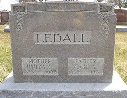 Hulda C Ledall