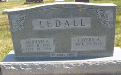 Marilyn A Ledall