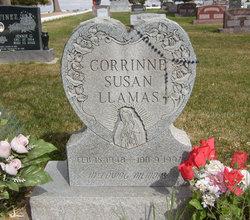 Corrinne Susan Llamas