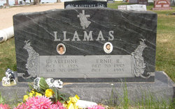 Gearldine <I>Martinez</I> Llamas