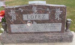 "John F ""Chig"" Lopez"