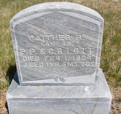 Caither R Lott