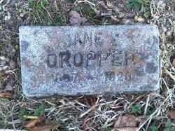 Jane Ellen <I>Dale</I> Cropper