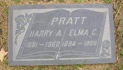 Harry Alexis Pratt