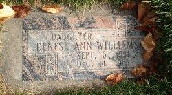 Denese Ann Williams
