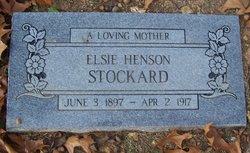 Elsie Henson Stockard