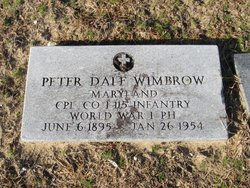 Peter wimbrow