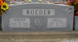 Adela <I>Kuhlmann</I> Roeder