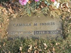 Camilla Margarette <I>Moss</I> Inness