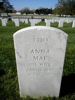 Anna Mae <I>Standering</I> Bessant