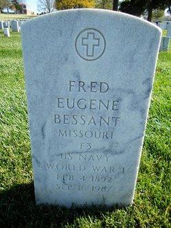 Fred Eugene Bessant