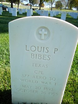 Louis P Bibes