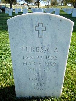 Teresa Amelia Bibes