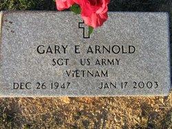 Gary Ernest Arnold