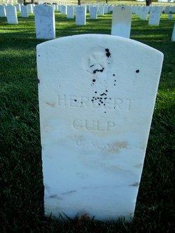 Herbert R Culp