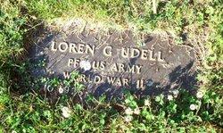 PFC Loren Guy Udell