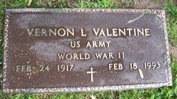 Vernon Lowell Valentine