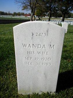 Wanda M Felton