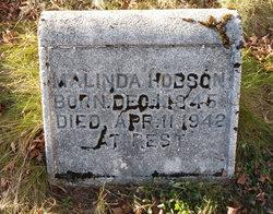 Malinda Lucinda <I>Winters</I> Hobson