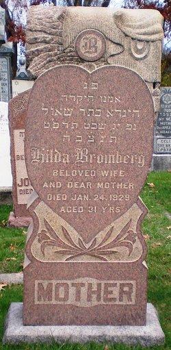 Hilda <I>Cohen</I> Bromberg